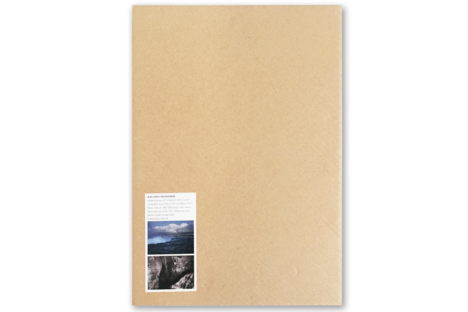 Alec Soth THE POSTER BOOK