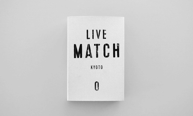 Satoshi Machiguchi (bookshop M) Live Match