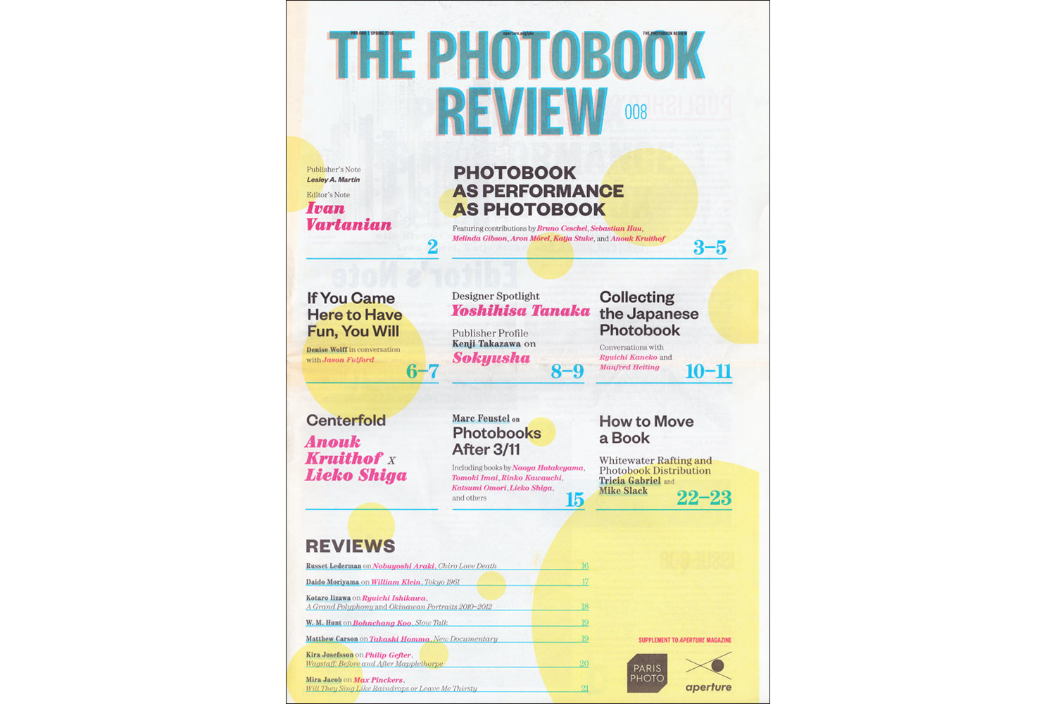 The Photobook Review