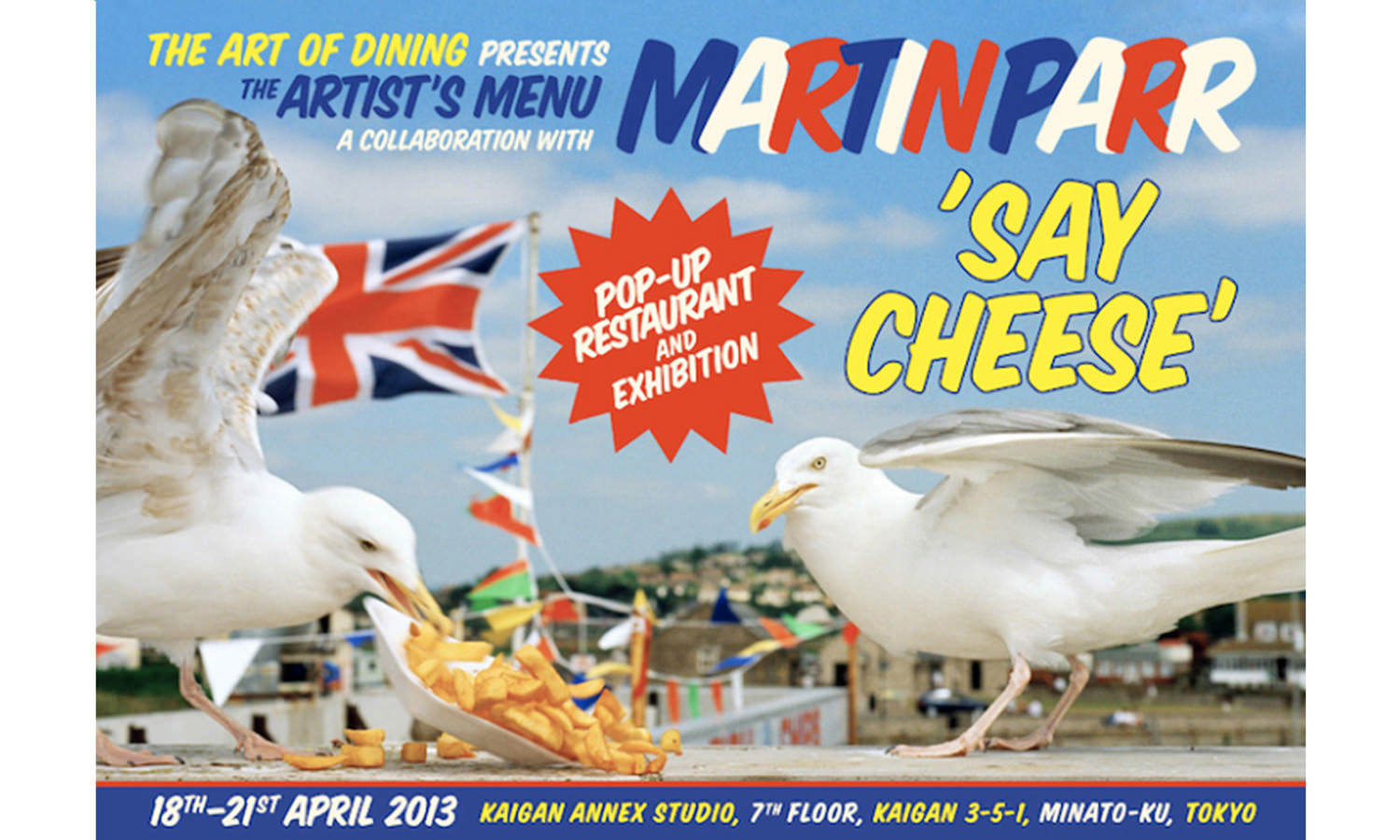 Martin Parr Say Cheese