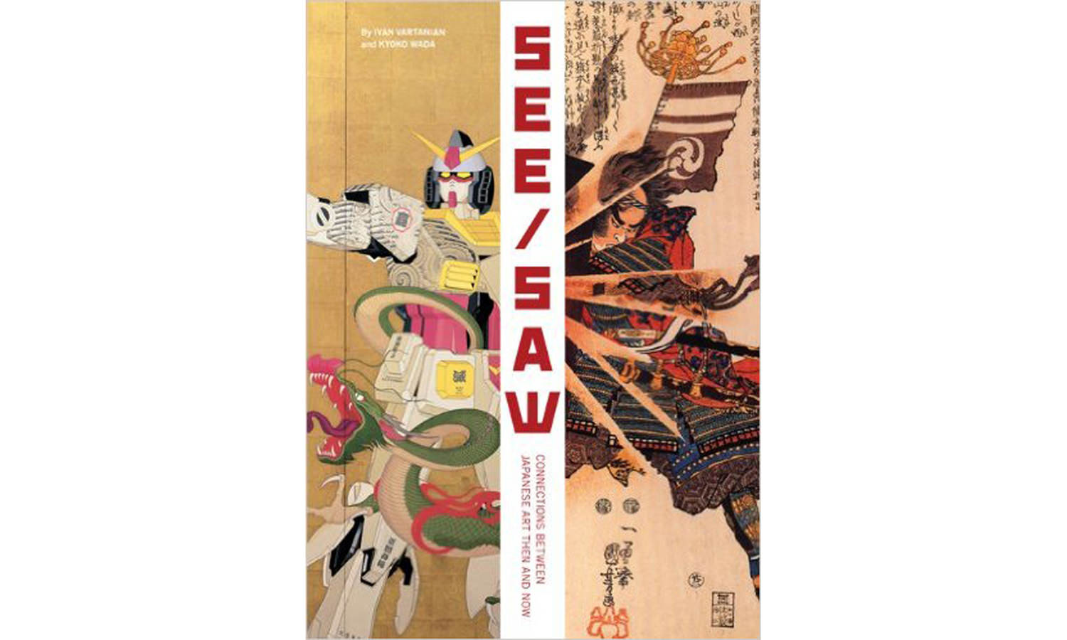 SEE SAW Connections Between Japanese Art Then and Now
