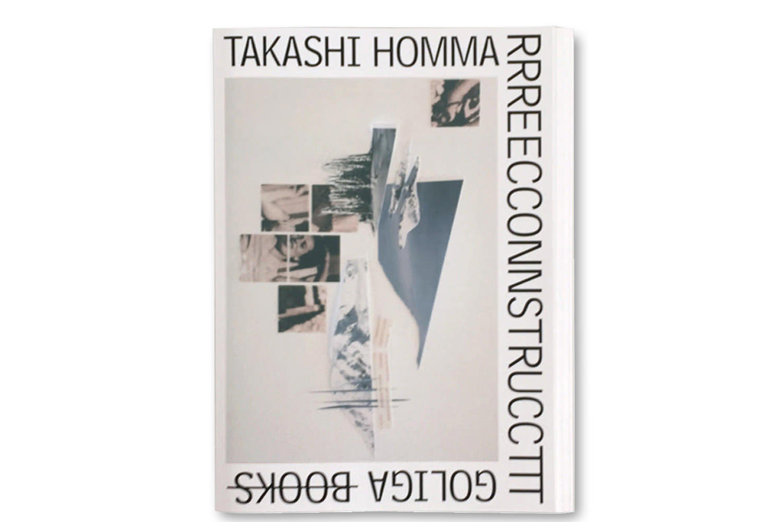BOOK  Takashi Homma RRREECCONNSTRUCCTTT