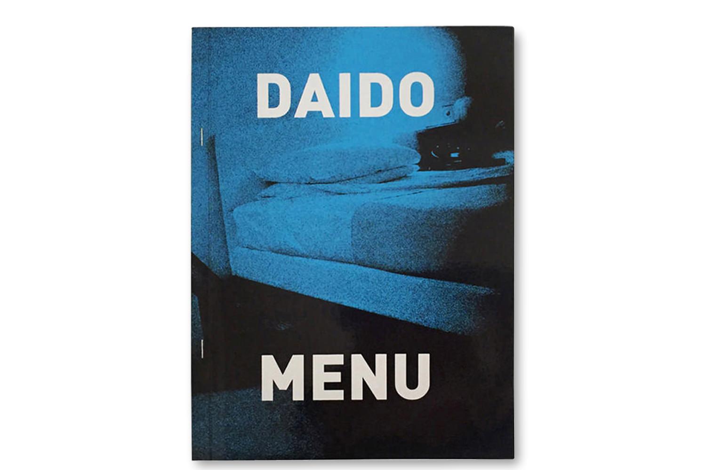 EDITION  Daido Moriyama MENU
