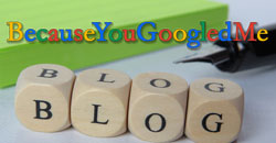 BecauseYouGoogledMe Blog