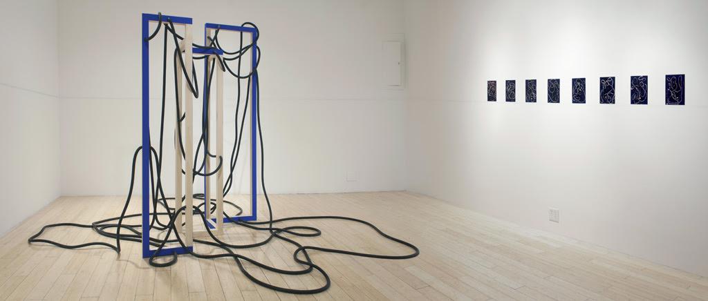 J'ai perdu la fin, from Knot Not Nought, KANSAS Gallery, 2014.jpg