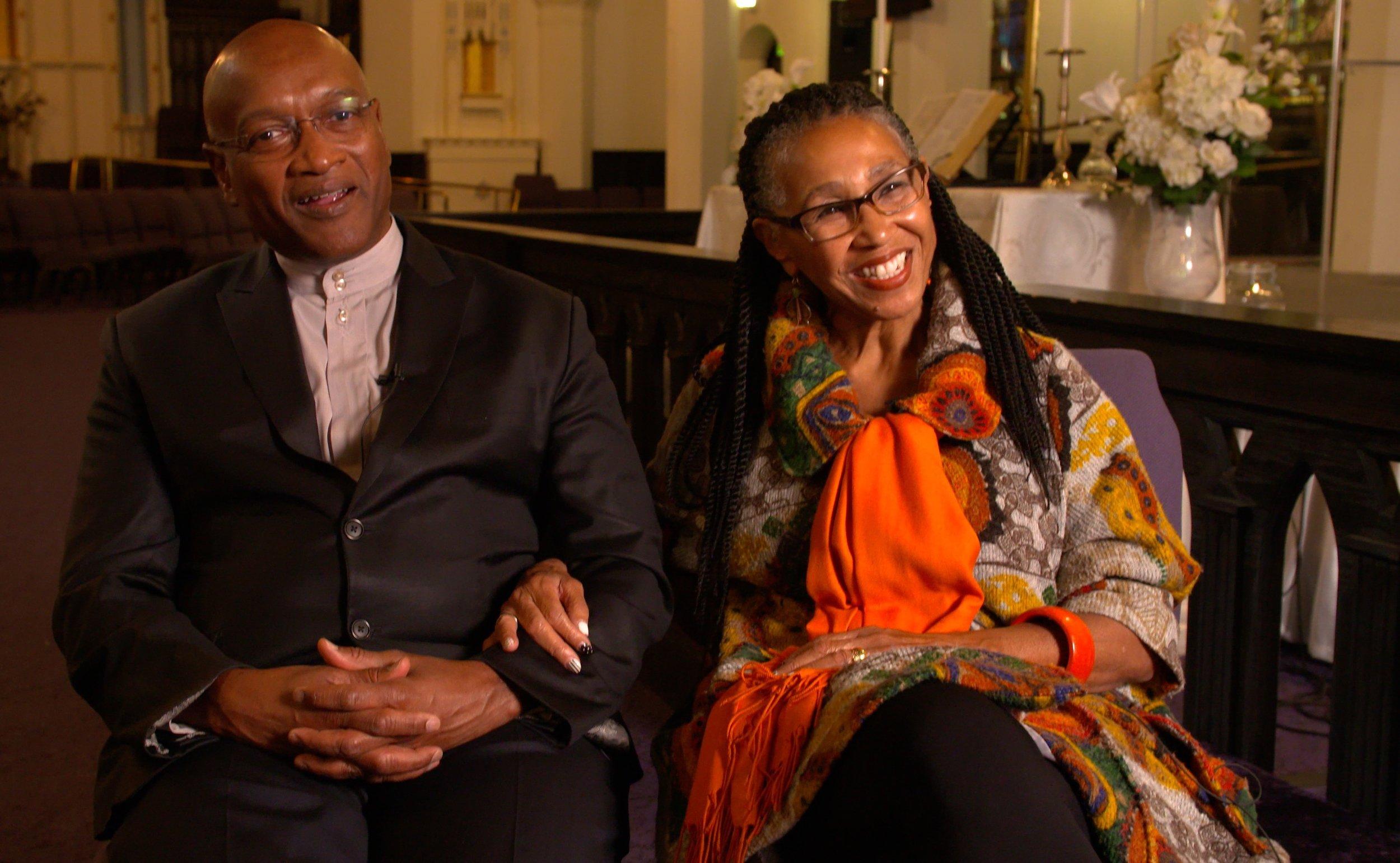 Pastors Ray & Gloria White-Hammond