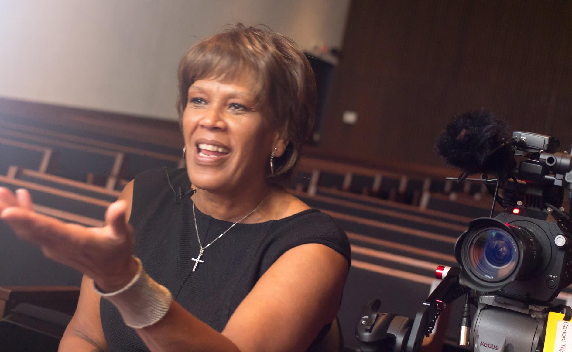 Rev. Liz Walker