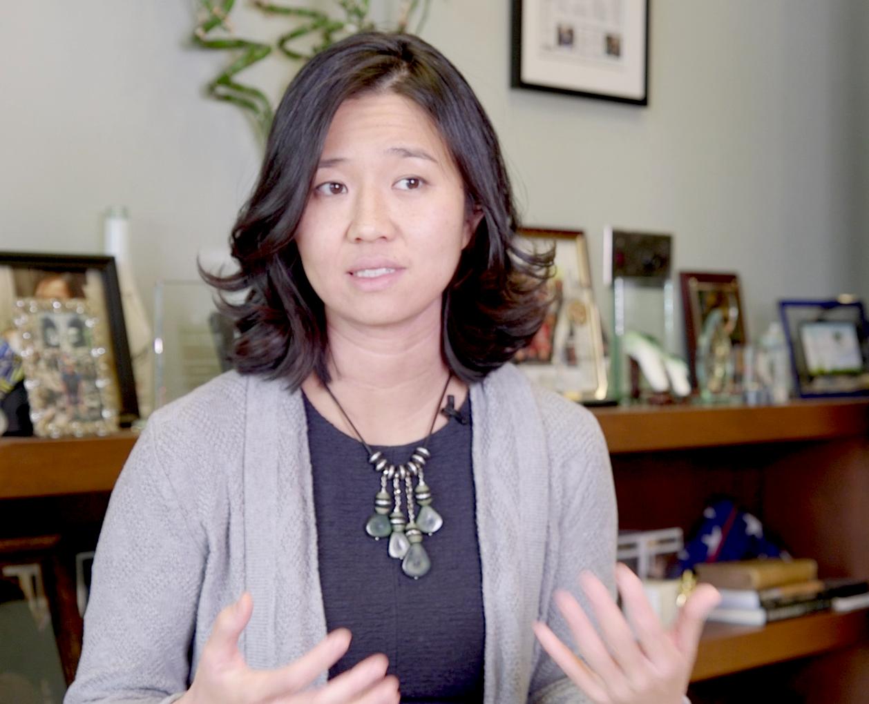 Councilor Michelle Wu