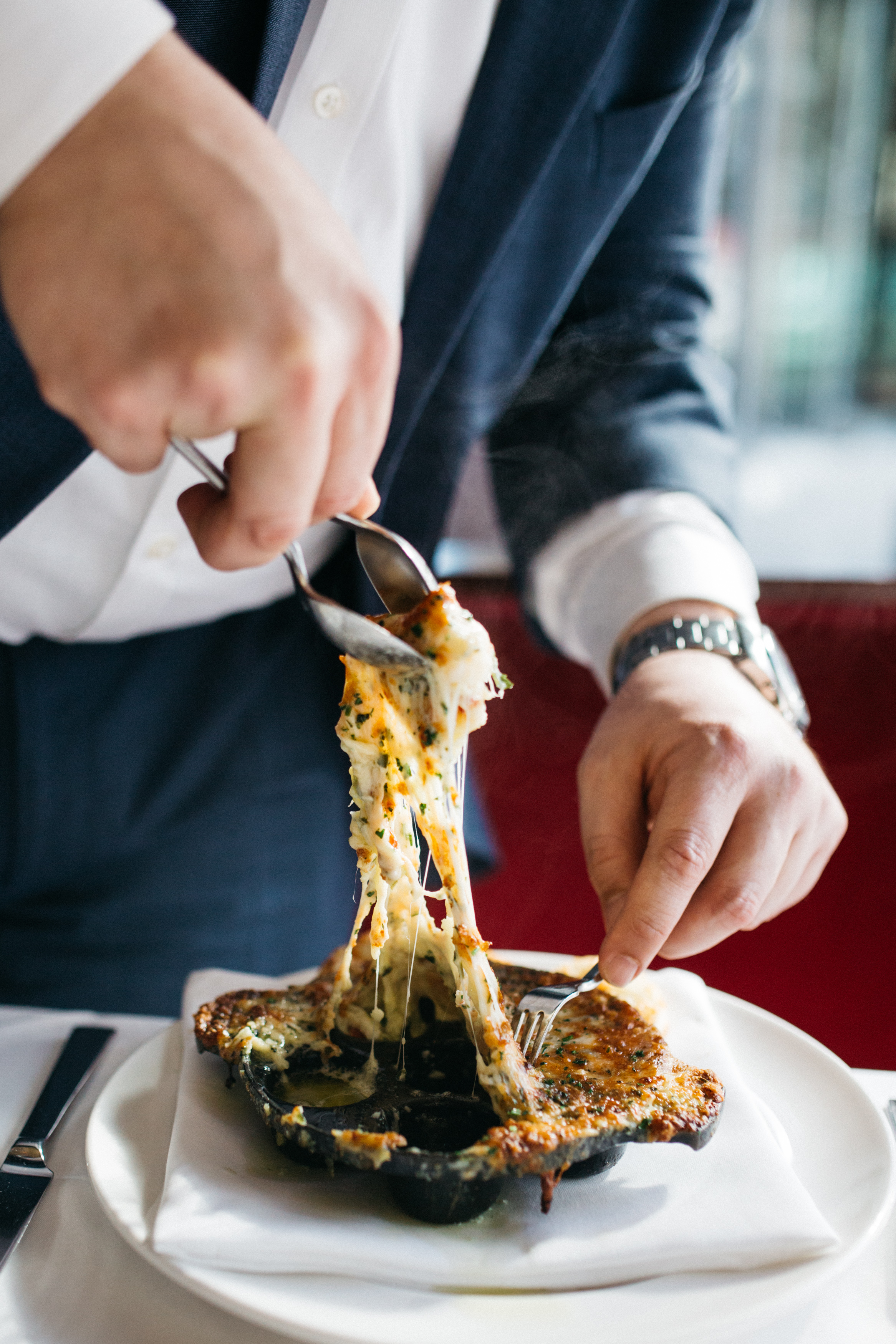 chicago food photography // chicago cut // sandy noto