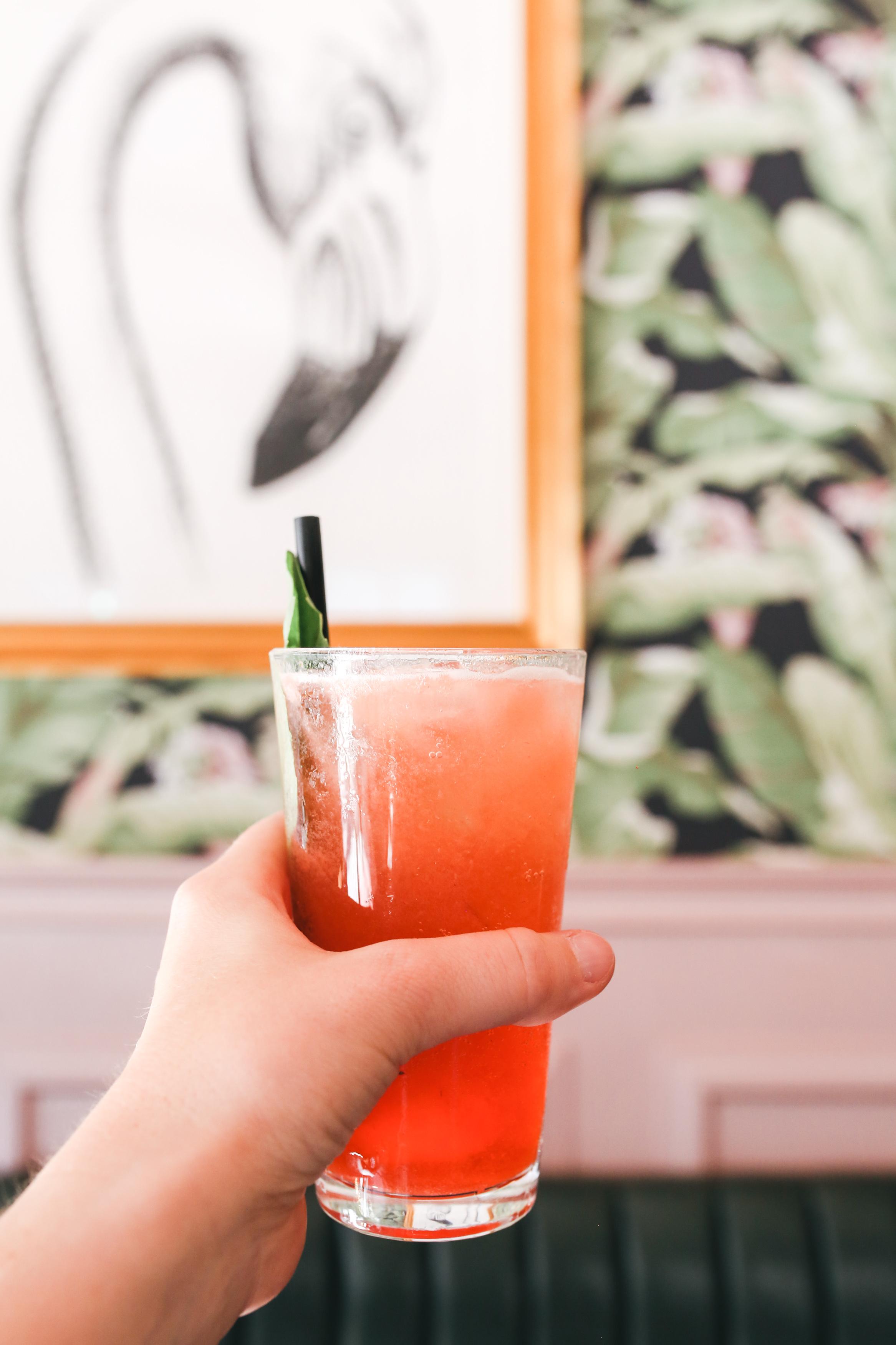 chicago food photography // flamingo rum club // sandy noto