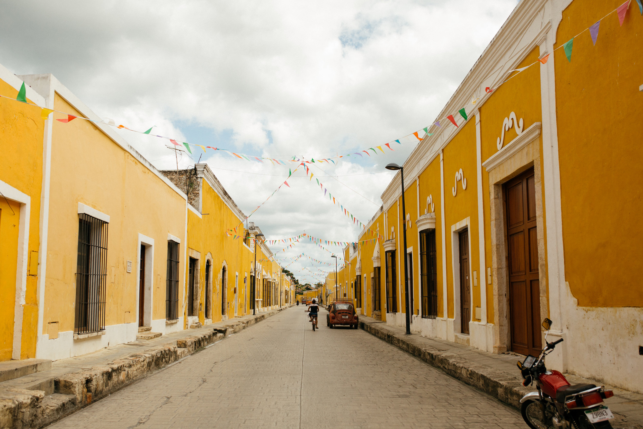 Travel Photography 2017 // Sandy Noto // Izamal, Mexico