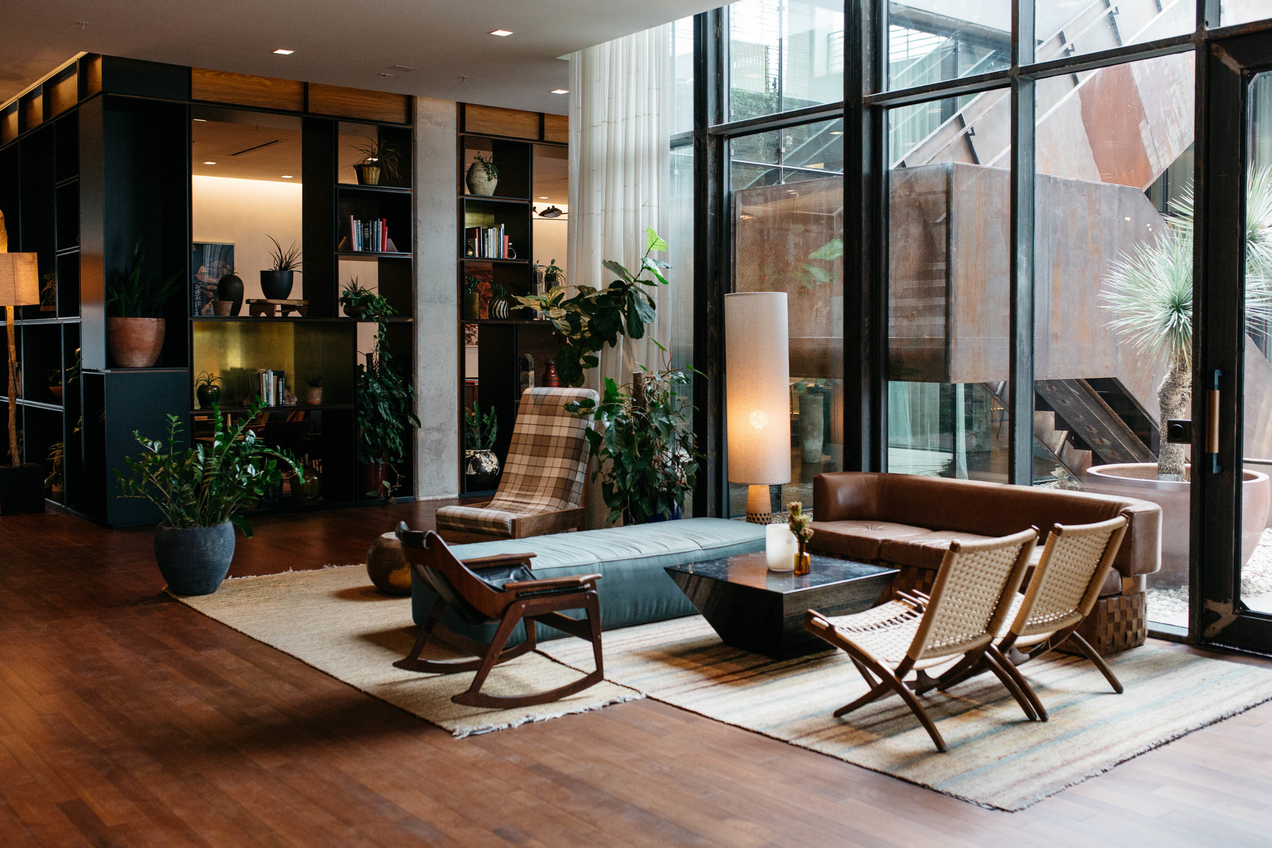 Travel Photography // South Congress Hotel in Austin // Sandy Noto