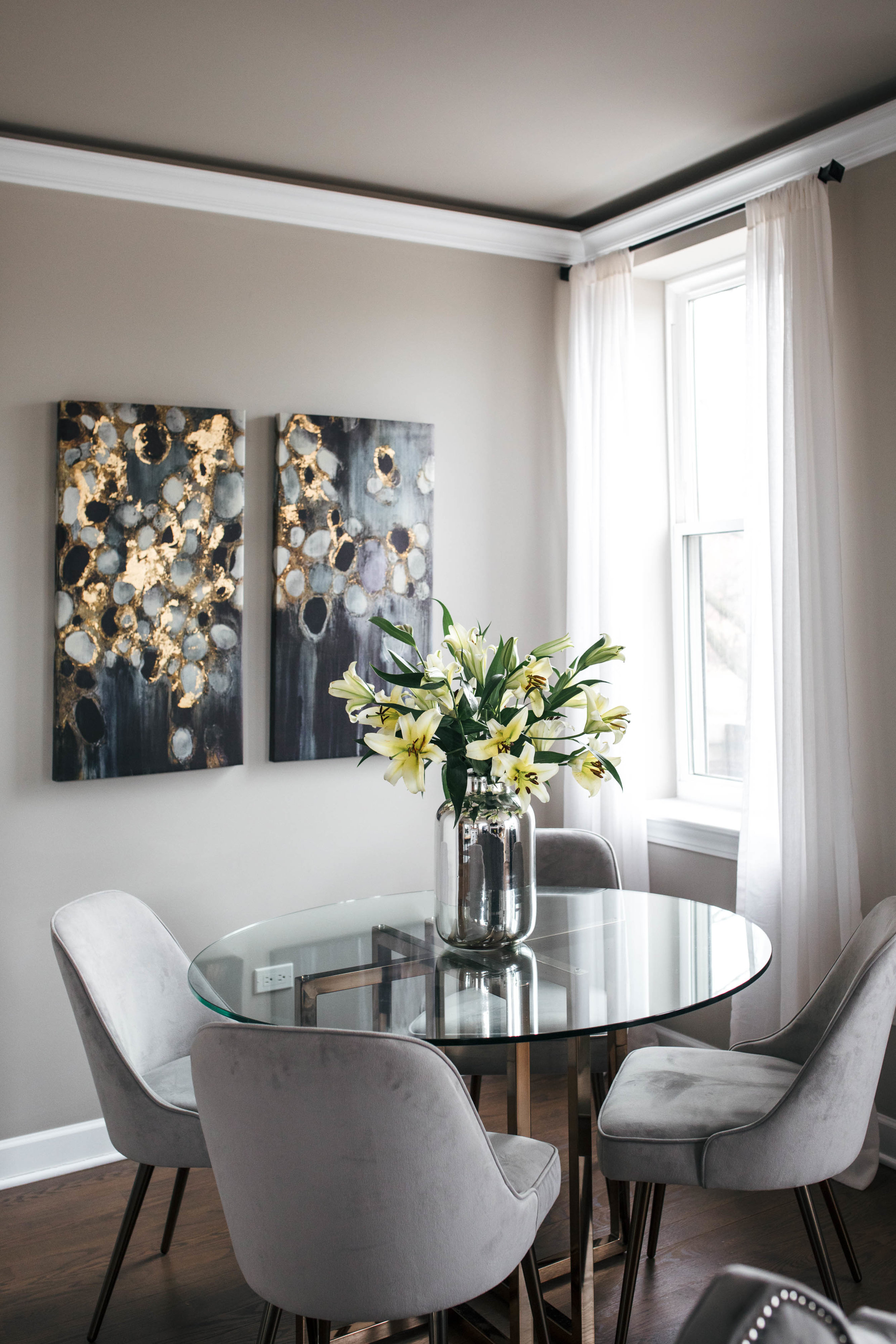 Chicago interior design photography by Sandy Noto