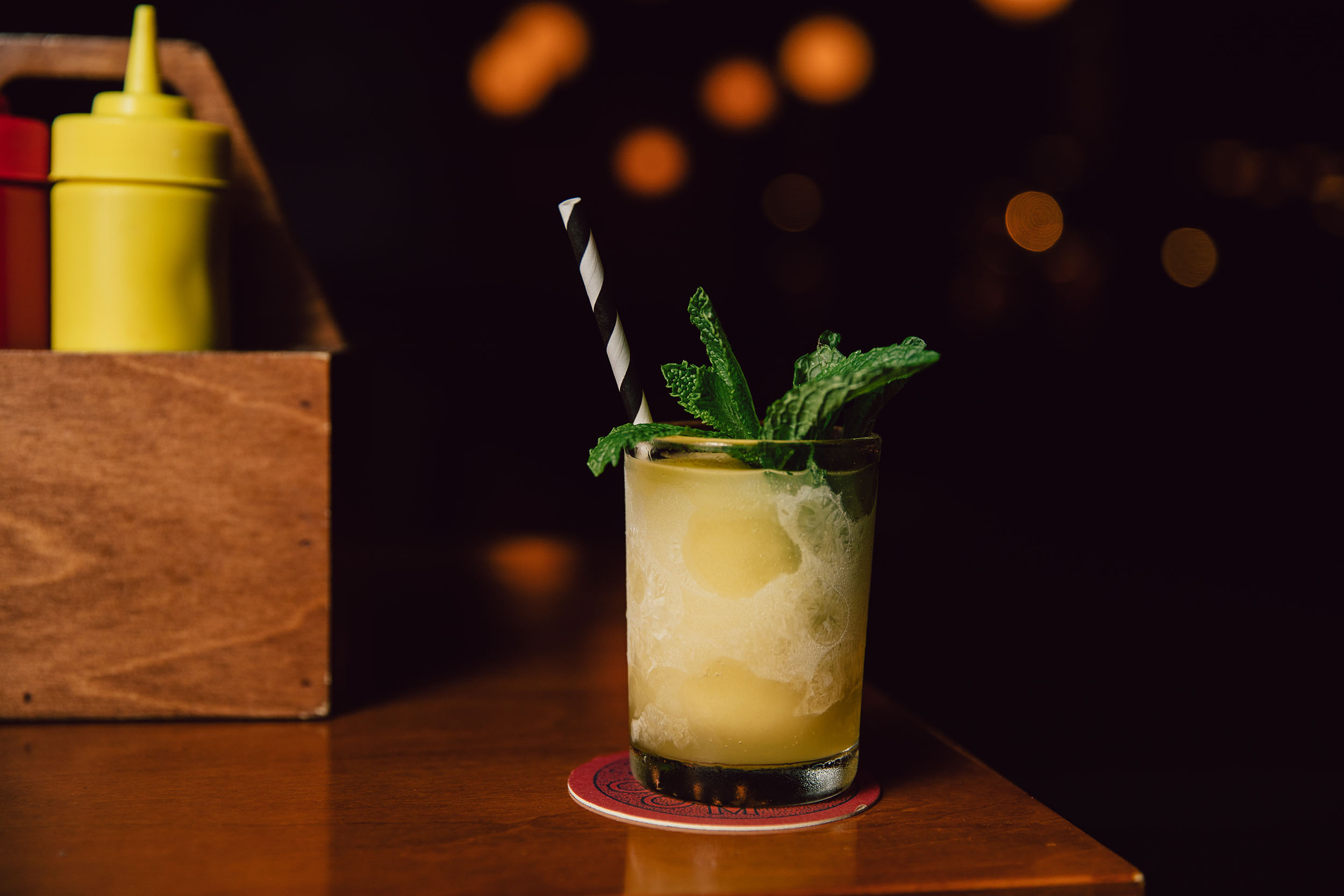 Using the Profoto A1 for Cocktail Photography