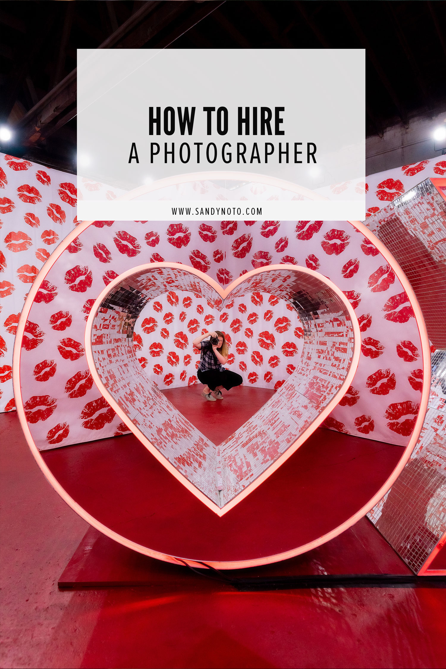 How to hire a photographer