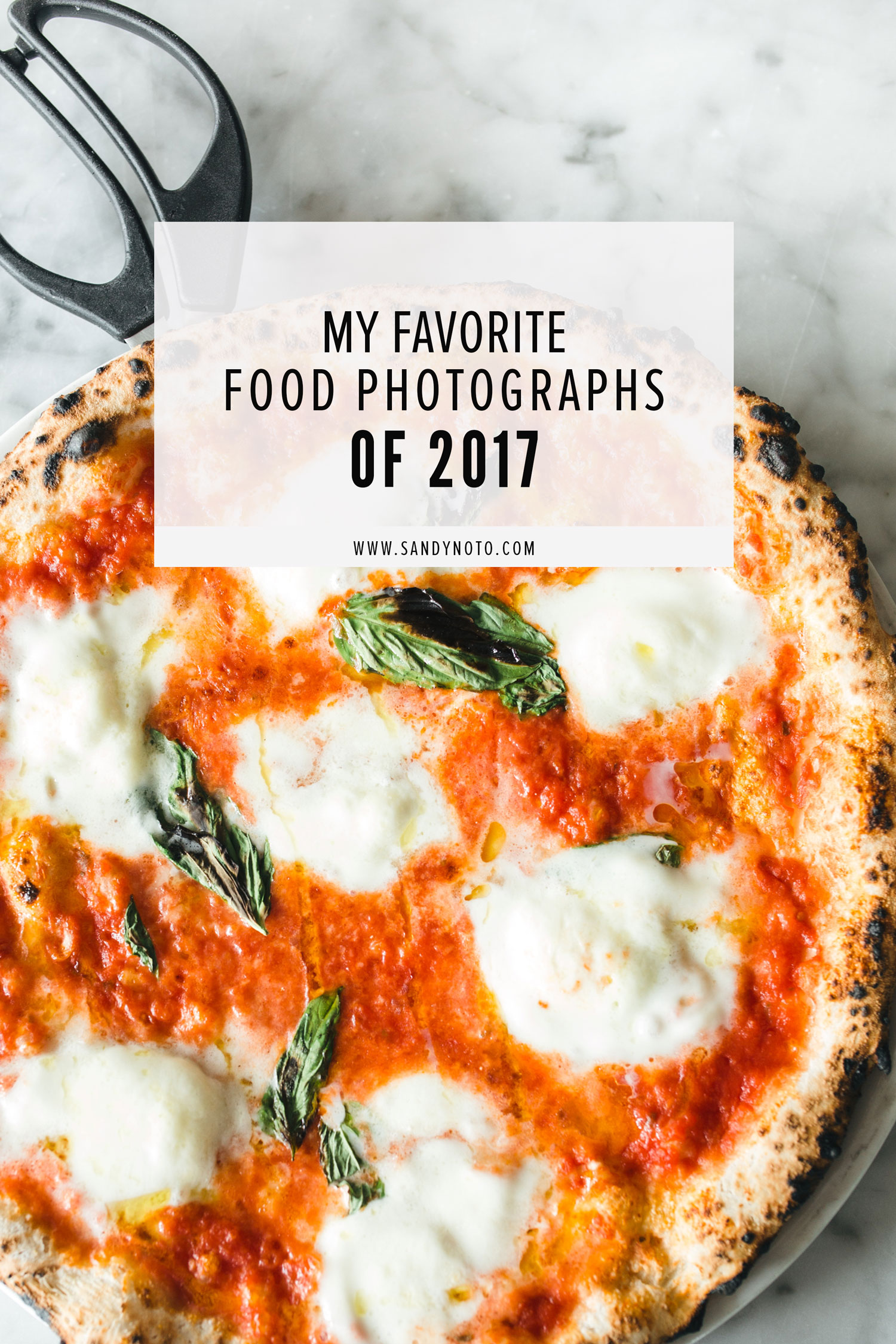 Favorite Food Photographs of 2017