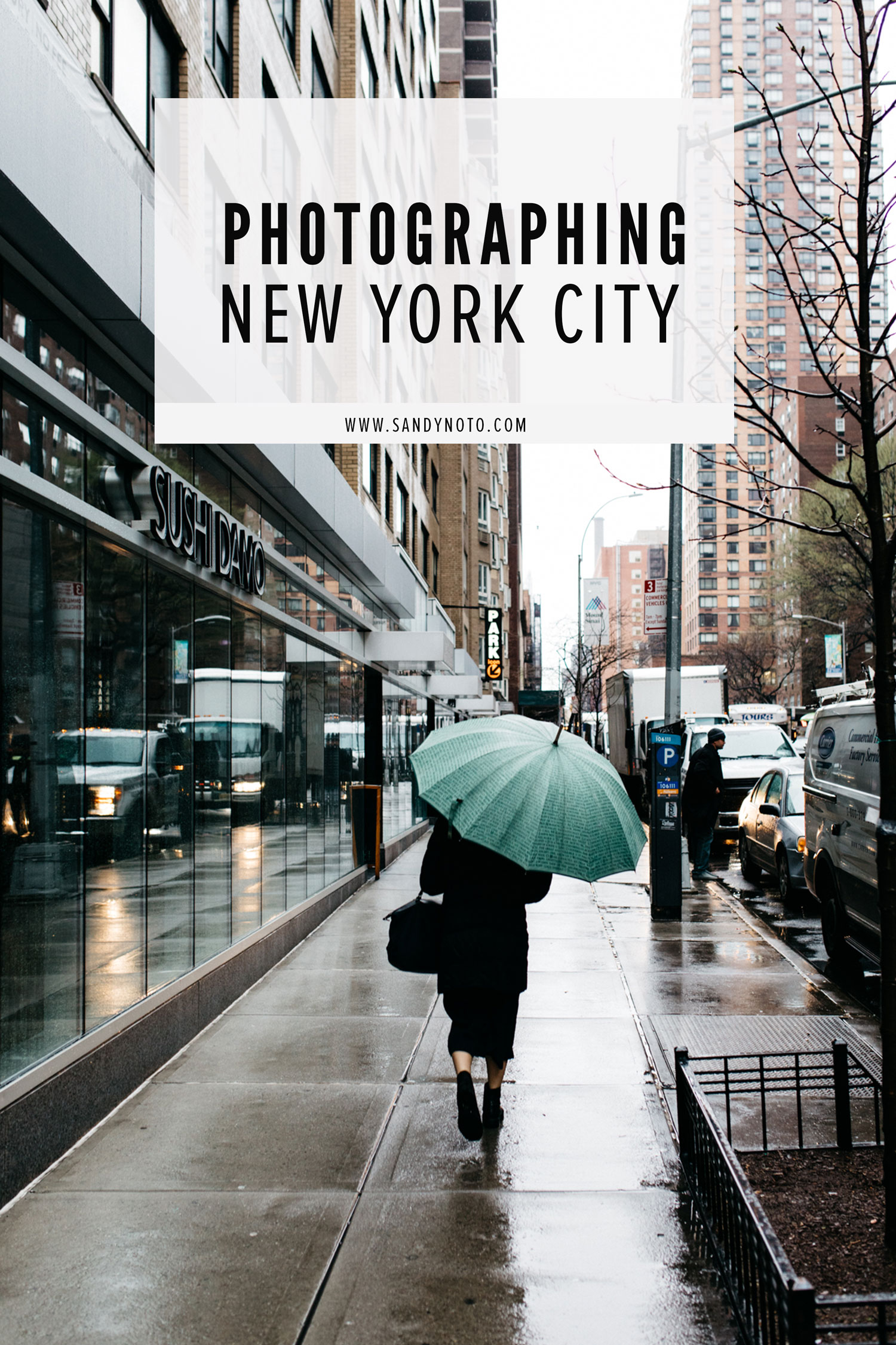 Travel Photography in New York City