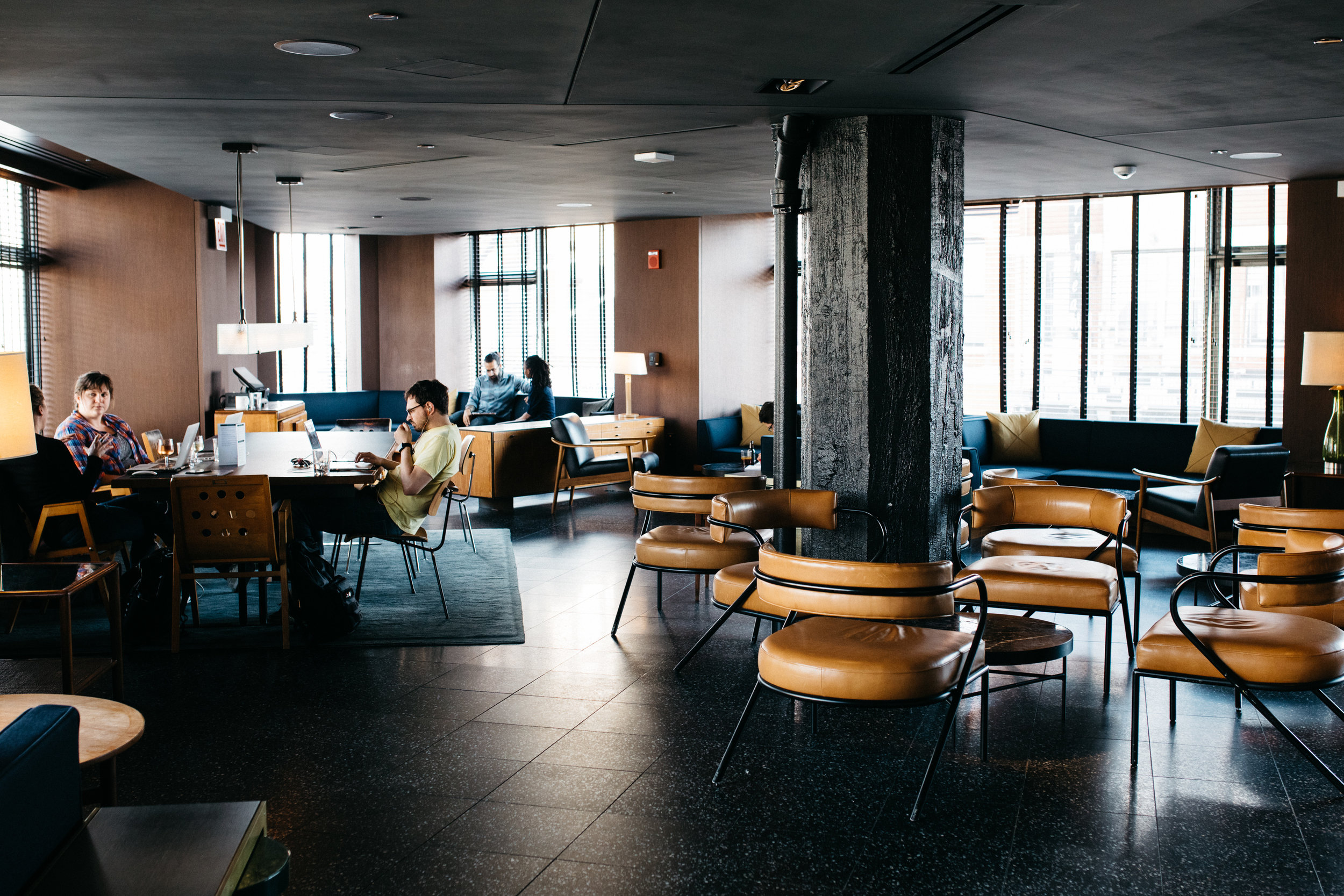 9 Beautiful Places to Get Work Done in Chicago