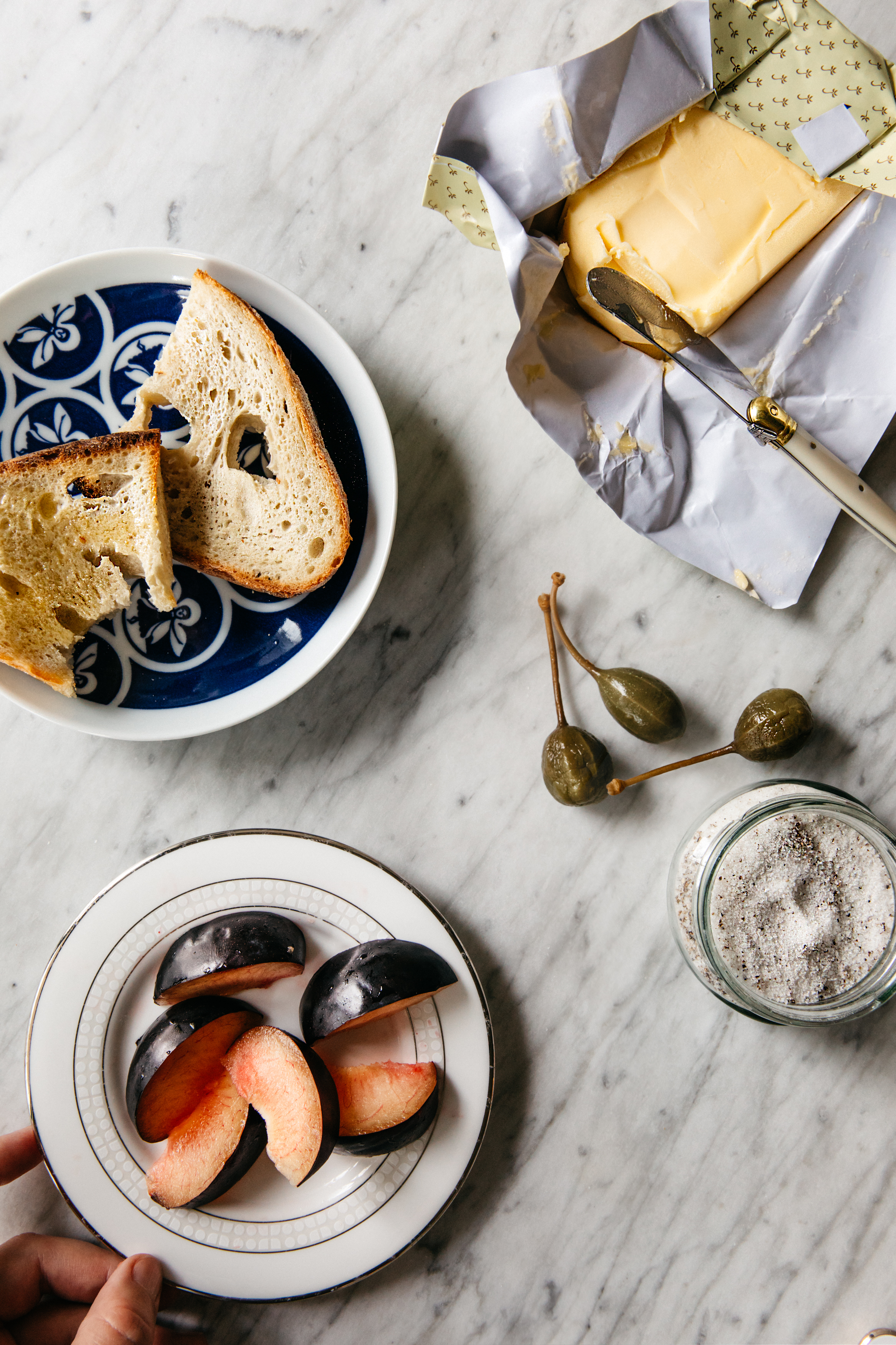 5 Tips for Flat Lay Food Photography