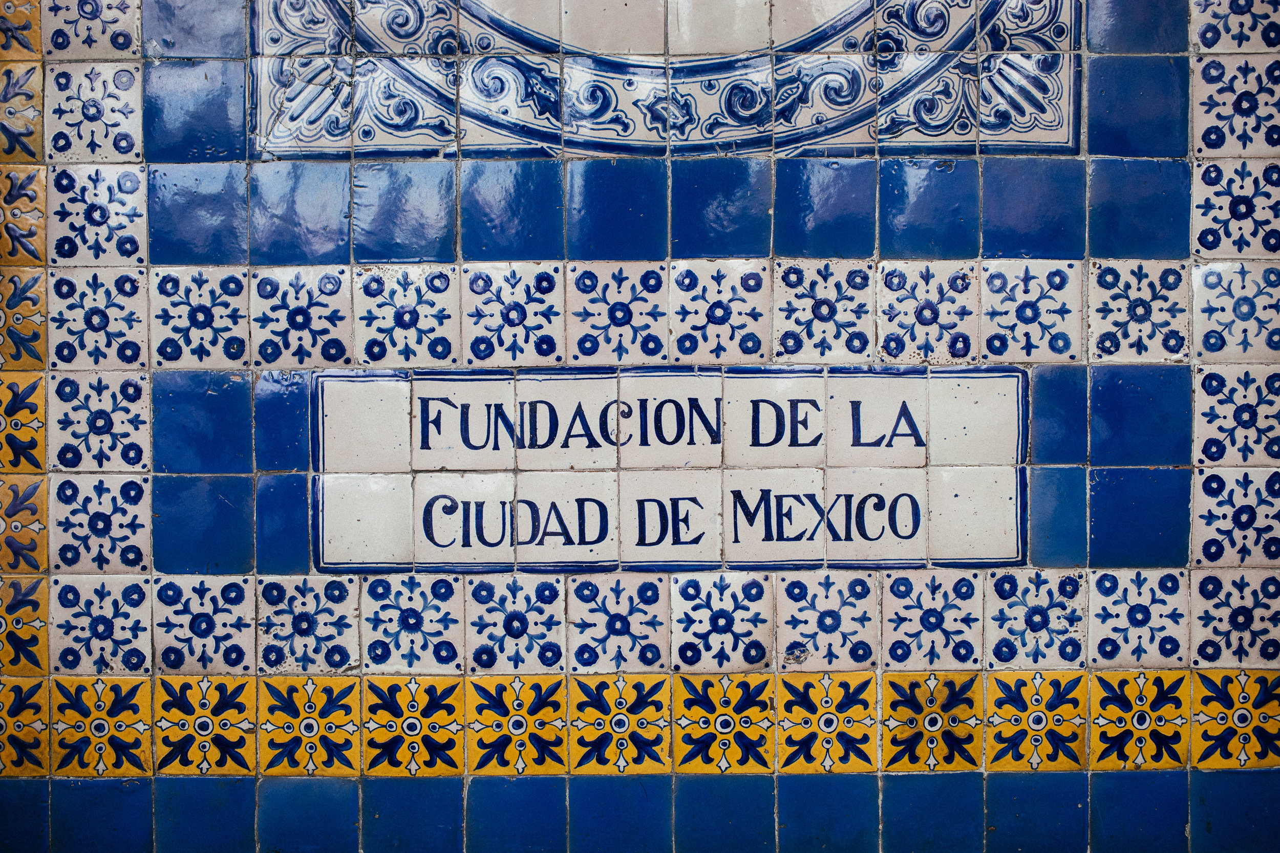 Travel Photography, Mexico City