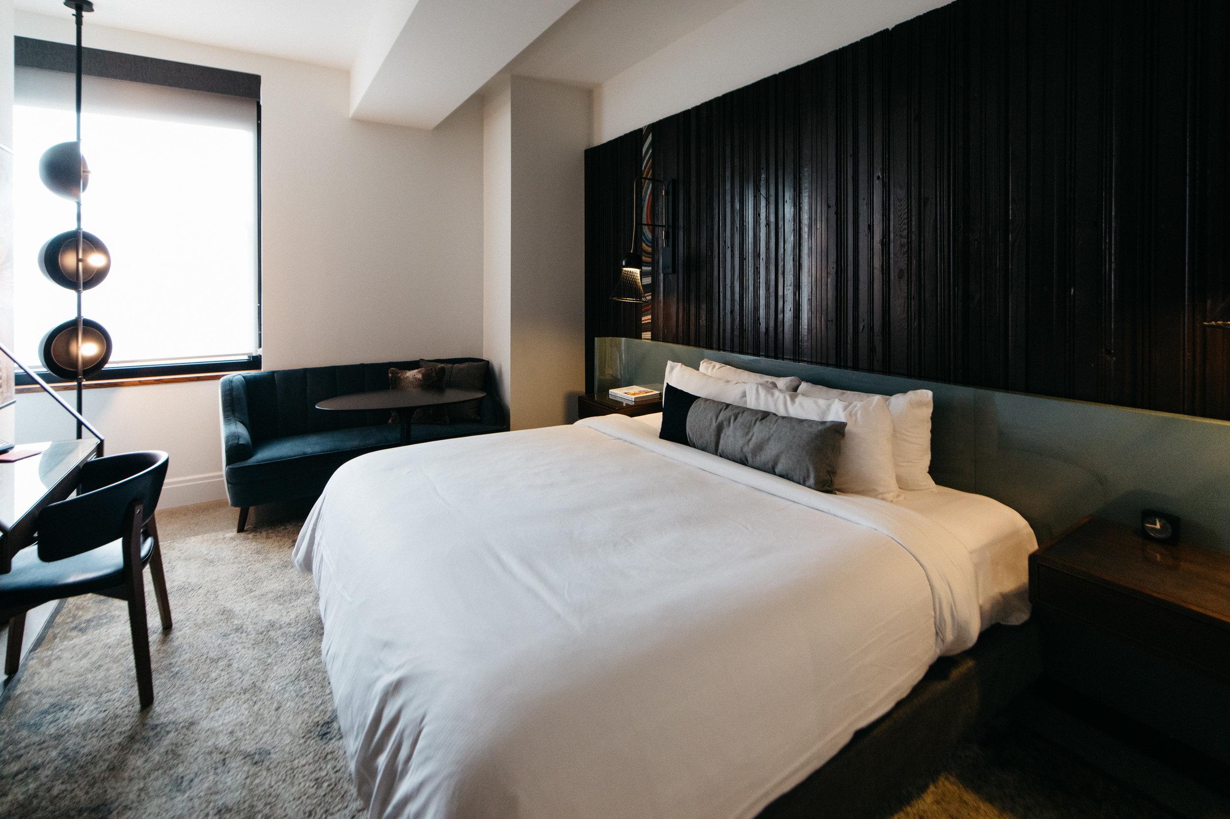 The Detroit Foundation Hotel