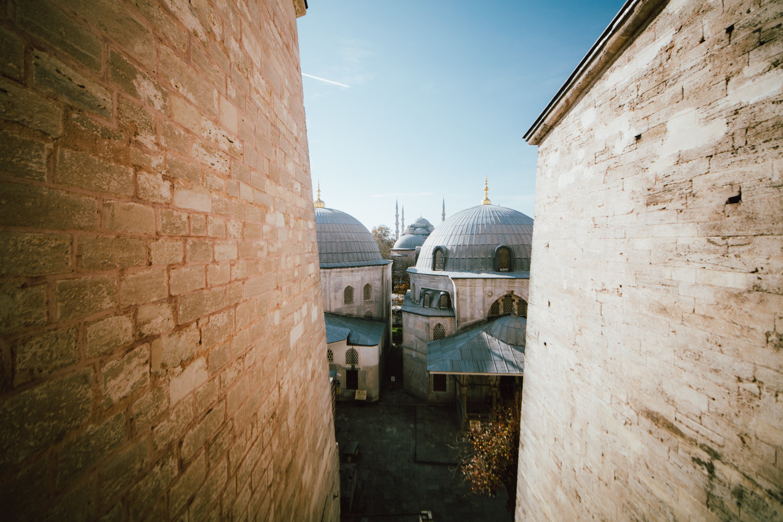 creating a photography portfolio // Istanbul