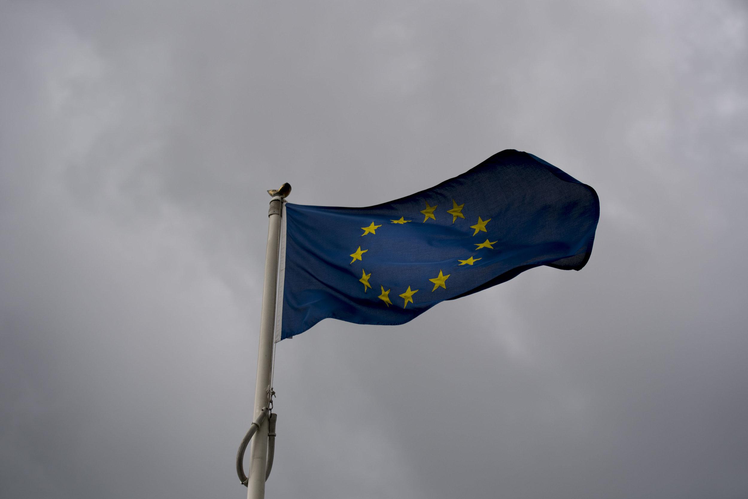 eu wales flag european union