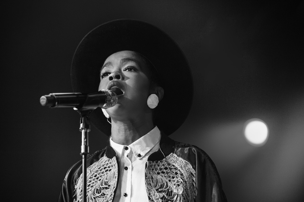 Lauryn Hill in concert - Birmingham