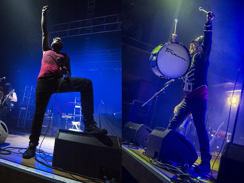 Halestorm in concert - Wolverhampton