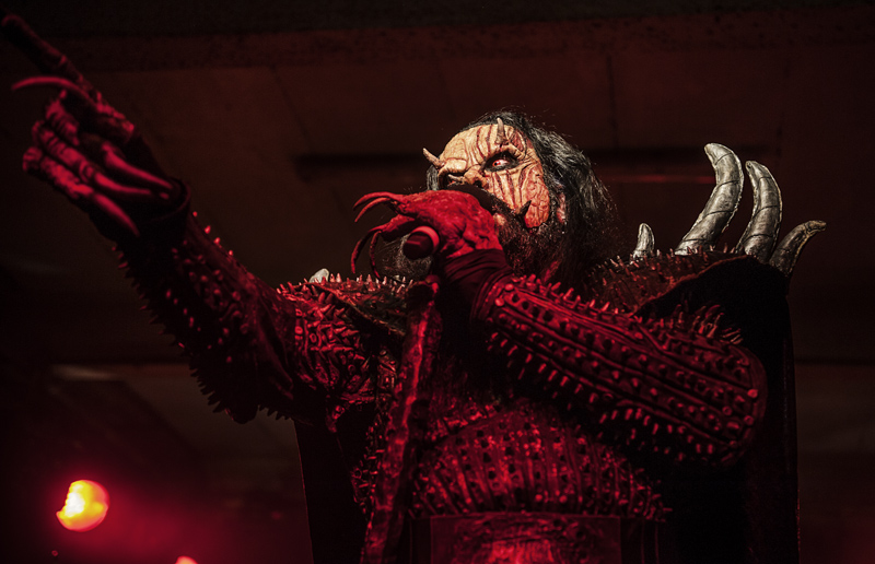 Lordi in concert - Bristol