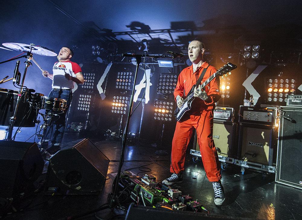 Slaves in concert - Birmingham