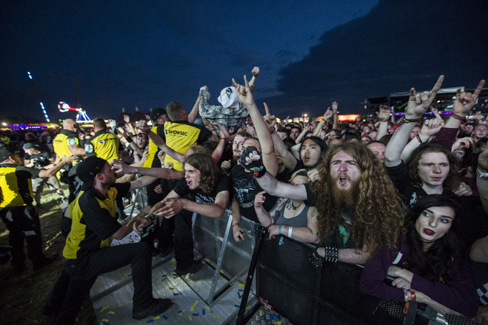 Bloodstock Festival 2015 - Day 1