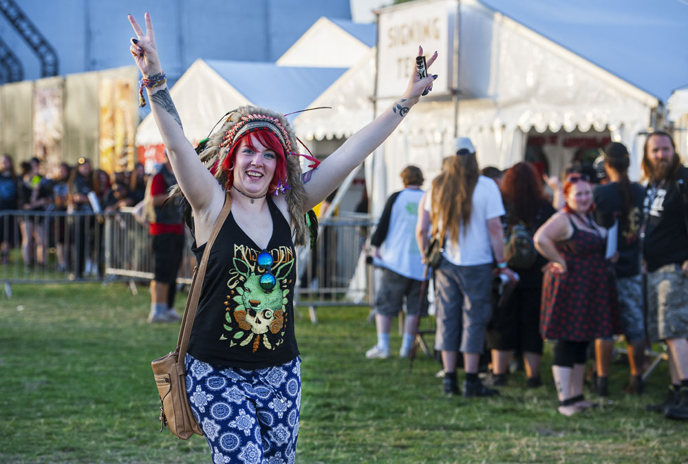 Bloodstock Festival 2015 - Day 2