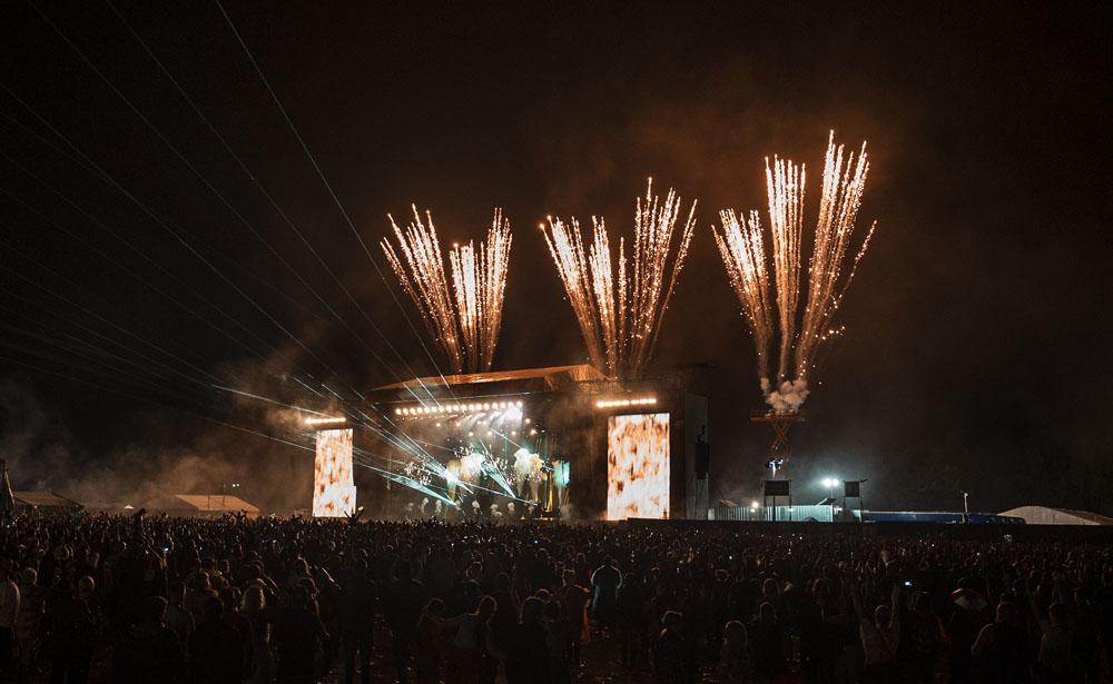 V Festival 2015 - Day 1