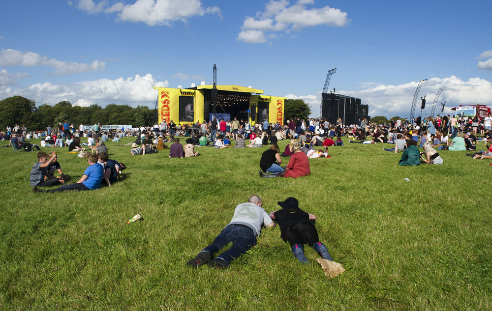 Leeds Festival - Day 1