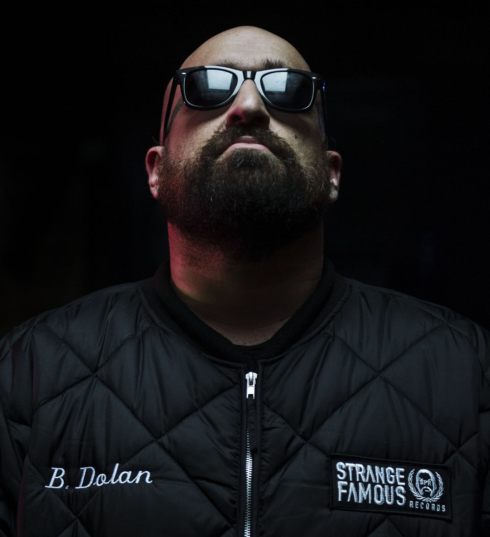 B. Dolan in concert - Birmingham