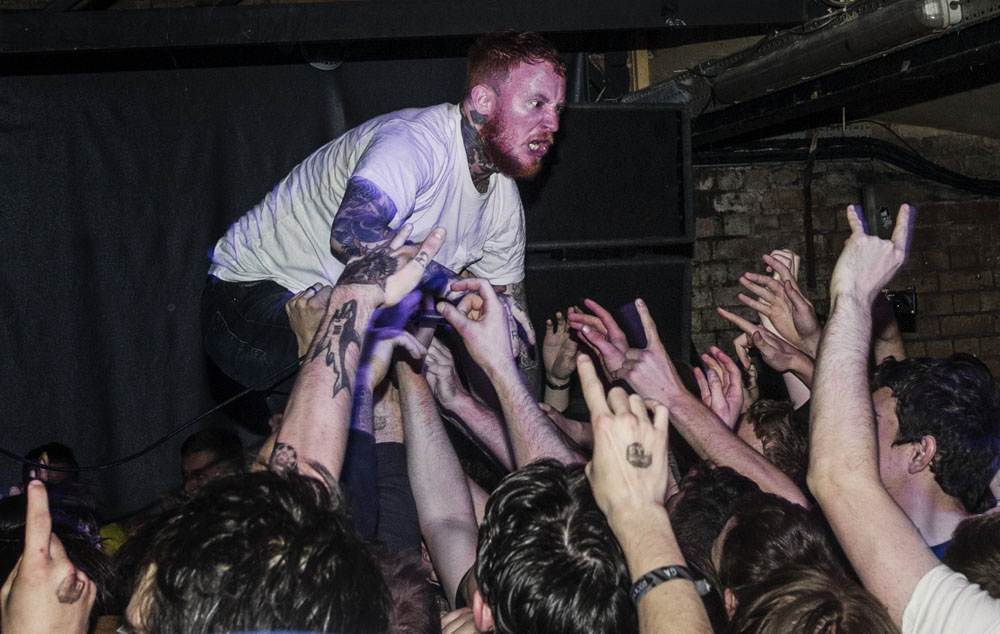 Frank Carter & The Rattlesnakes in concert - Birmingham