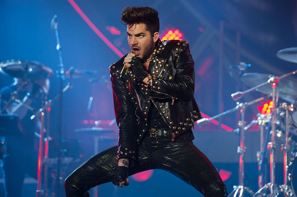 Queen w/ Adam Lambert - Birmingham