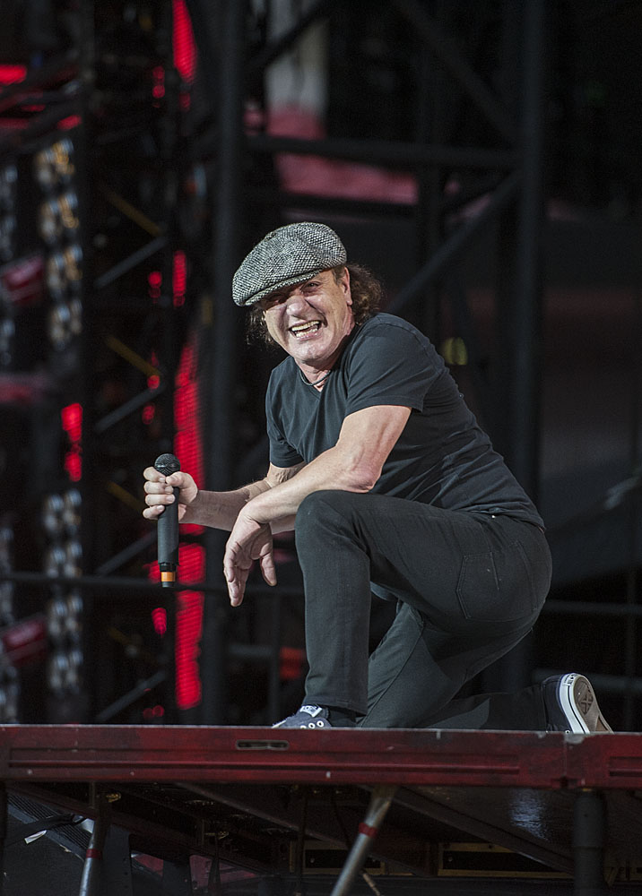 AC/DC - London