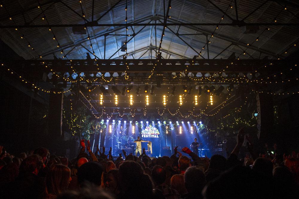 6 Music Festival 2016 - Day 2