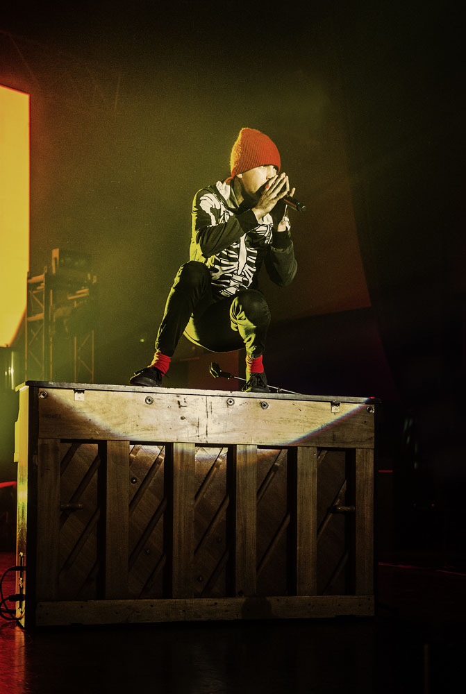 Twenty One Pilots in concert - Birmingham