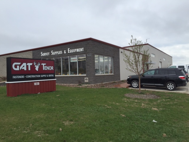For over 40 years we have provided quality service to Northeast Wisconsin. Our experienced team is here to work for you and with you. Our specialized sales and service accommodates all kinds of customer requests. We offer the areas largest amount of products. From the smallest fasteners to the largest piece of construction equipment. No one melds fasteners, surveying, concrete equipment and rentals like we do. -