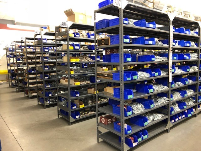 We have been a full-line family owned fastener house since 1976.