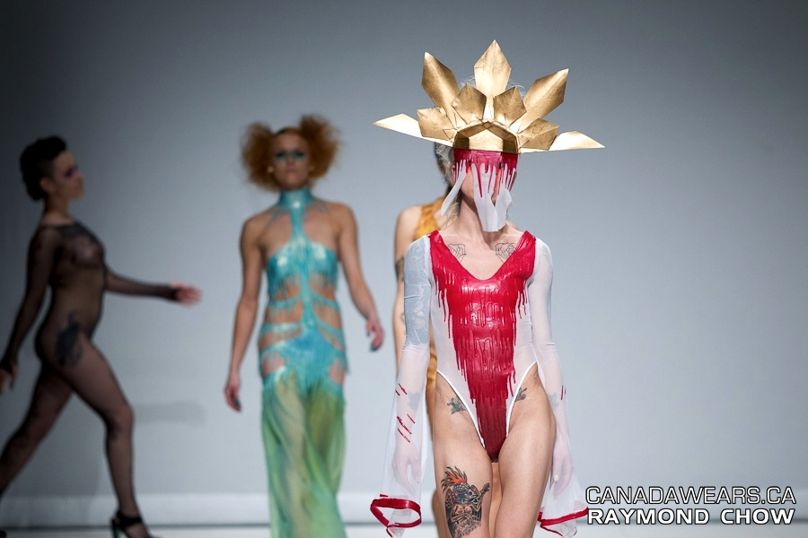 Fashion Art Toronto Runway