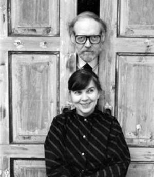 Raili ja Reima Pietilä. Photograph: MFA / Museum of Finnish Archiecture
