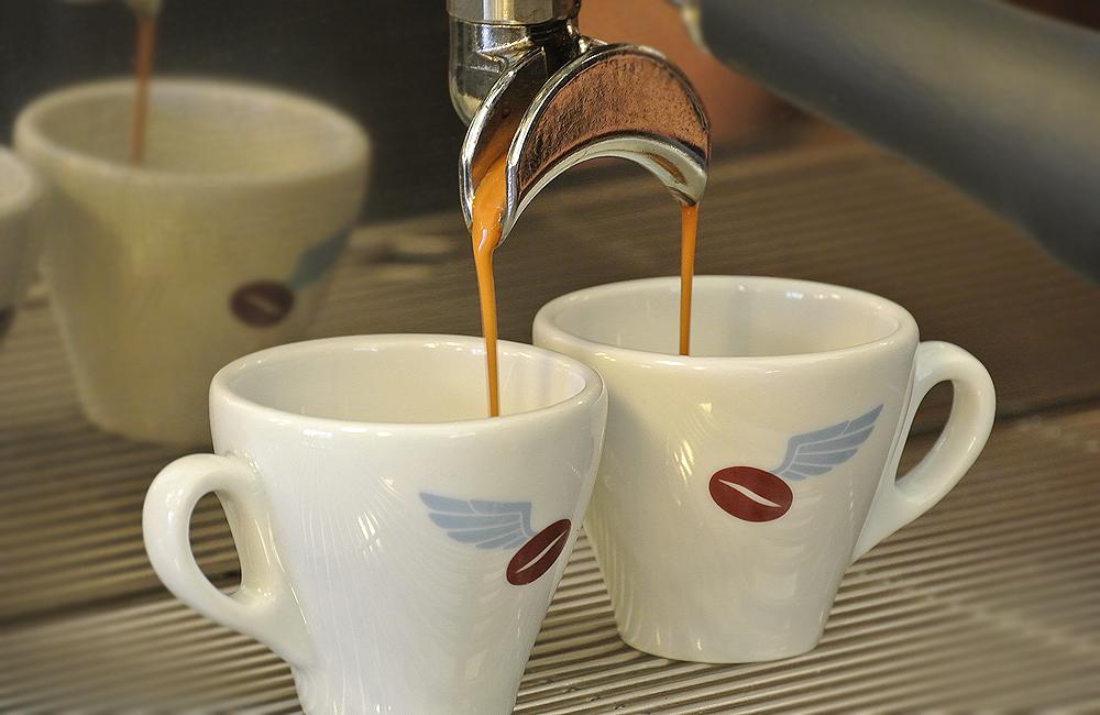 Die richtige Espressotasse. Foto-Credits: Reinhard Loidl.