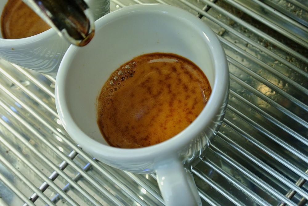Espresso im Schönbergers - (c) R.Loidl