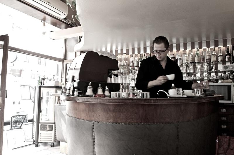 ehemaliges Espresso Hobby, 1090 Wien