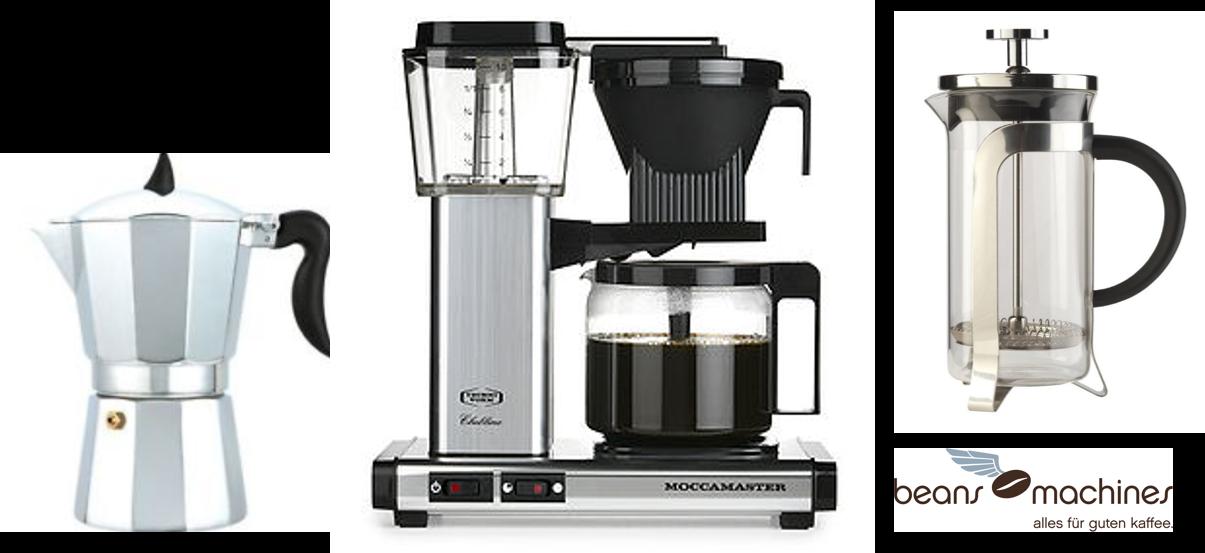 98f4446cde Bester Kaffee für wenig Budget! - Teil 1 — Beans&Machines-Alles für ...