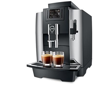 JURA WE 8- Cappuccino-Variante